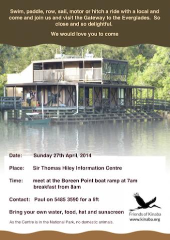 April picnic invitation